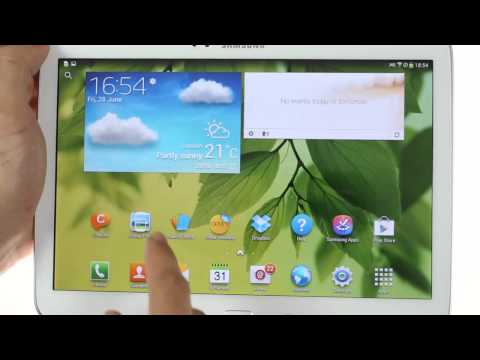 Trên tay Samsung Galaxy Tab 3 10.1