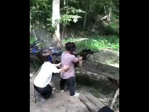 Again funny shooting skills