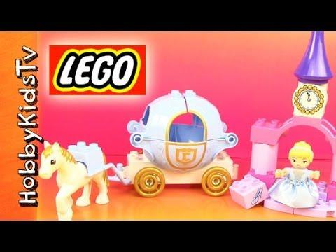 lego duplo cinderella 6153 instructions