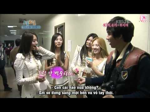 [Vietsub][Fox] 1 Night 2 Days - SNSD cut