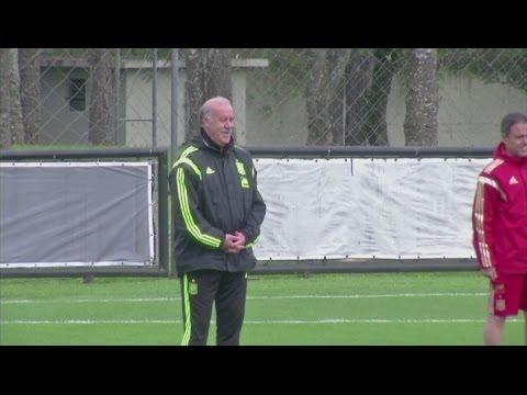 Del Bosque considers future