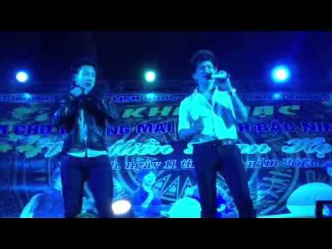 Anh Không Níu Kéo 2 live - Lâm Chấn Huy & VĨ MJ