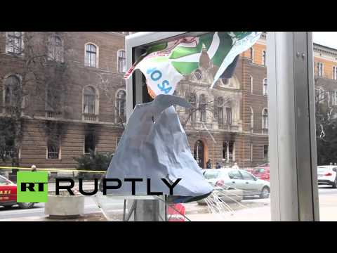 Bosnia and Herzegovina: Sarajevo smoulders a day after violent protests
