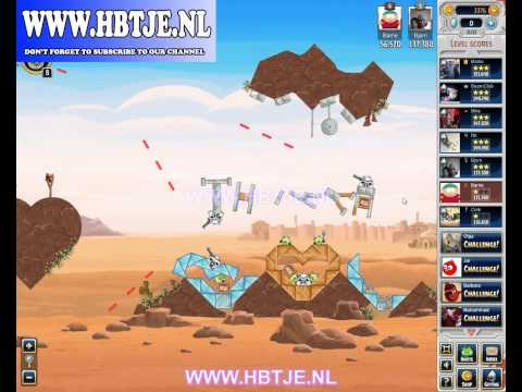Angry Birds Star Wars Tournament Level 5 Week 63 (tournament 5) facebook