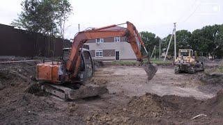 В Артёме началось строительство нового детского сада