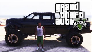"[GTA V] Secret Car Locations Ep #3 ""Vapid Sandking XL"