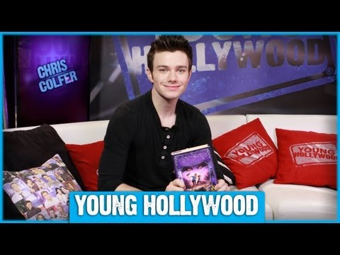 Chris Colfer on Reading and Hugging Oprah