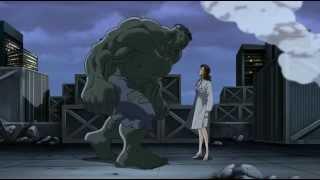 The Avengers VS The Hulk