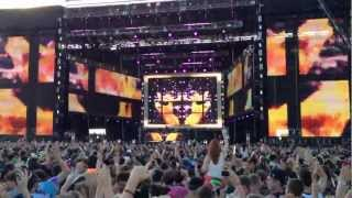 VIDEO: Calvin Harris at Electric Daisy Carnival New York