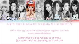 Girls' Generation SNSD (소녀시대) - I got a Boy  (Color Coded Han Rom Eng Lyrics)