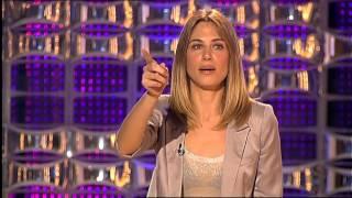 Martina Klein y el uso de los dedos de la mano