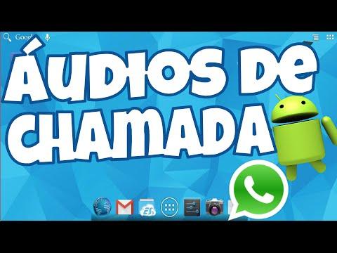 Alterar Áudio de Toque de Chamada no WhatsApp, Grupo, e Mensagens