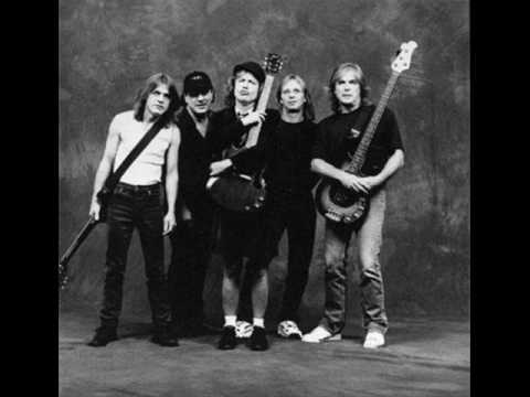 AC/DC-You shook me all night long-Best Quality