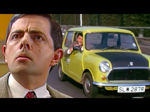 Running Late! | Funny Clips | Mr Bean Comedy