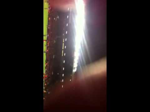Van Persie Free Kick - Hat Trick Goal - Manchester United v