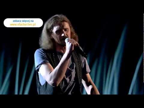 Polish X-Factor_Amazing Artist Gienek Loska-It's a man's world
