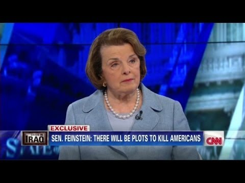 "Sen. Feinstein: ""Iraq a threat to U.S."""