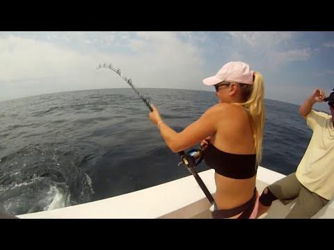 Tuna Fishing GoPro HD