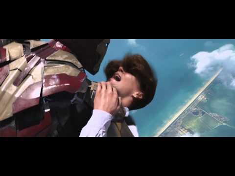 Homem de Ferro 3: Resgate aéreo