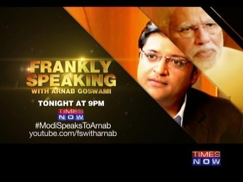 Frankly Speaking with Narendra Modi - Part 1