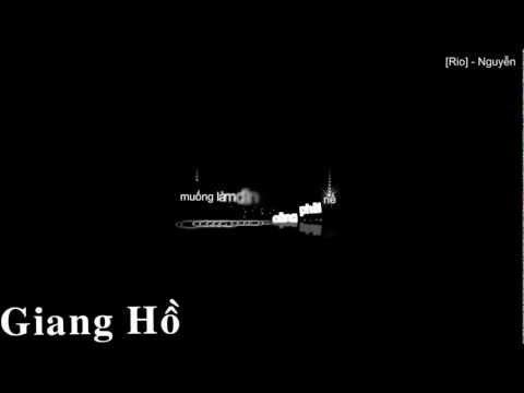 Giang hồ - Phong Lê ft Bảo Liêm [Lyrics kara]