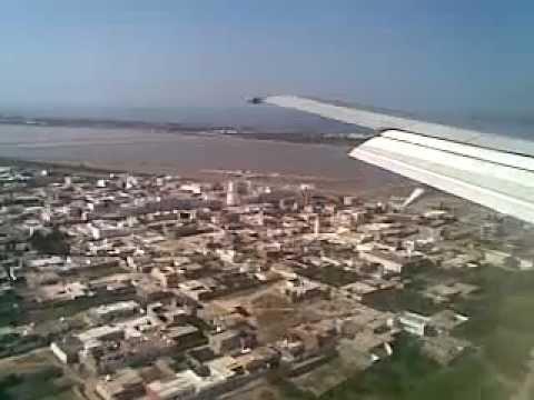 Take off and climbing - Monastir (Tunisia) - тунис