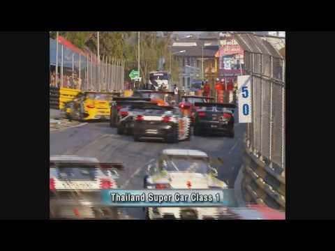 Tape TSS 2013 Thailand Super Car Class 1 Race 7 Bangsaen Part 1