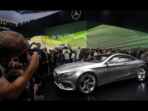 IAA 2013: Mercedes und die Zukunft des Automobils