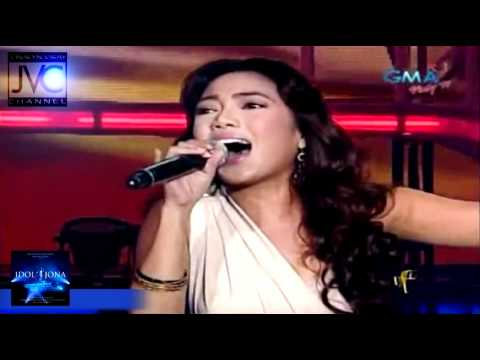 DON'T STOP BELIEVING - JONALYN VIRAY (GLEE VERSION) [HQ]