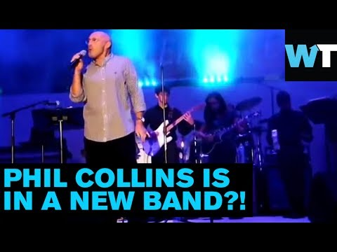 Phil Collins' Exclusive Middle School Performance | What's Trending Now