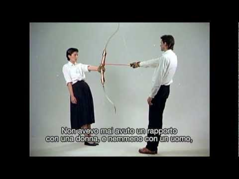 Marina Abramovic - ARTIST IS PRESENT (La muraglia cinese)