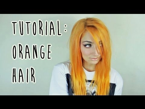 Hayley Williams Inspired Hair Tutorial | Brittany Balyn