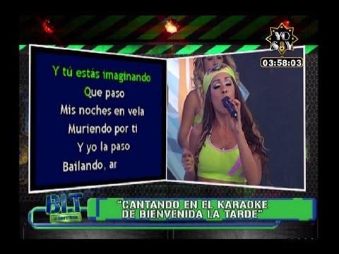 ¡Estos son los mejores éxitos del karaoke de Bienvenida La Tarde!