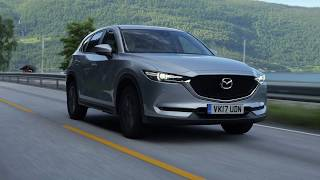 Тест-драйв новой Mazda CX-5 2017 (10-минутная версия). АвтоВести выпуск Online. Видео Авто Вести Россия 24.