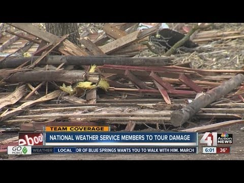 NWS to survey damage from tornado in Trenton, Mo.