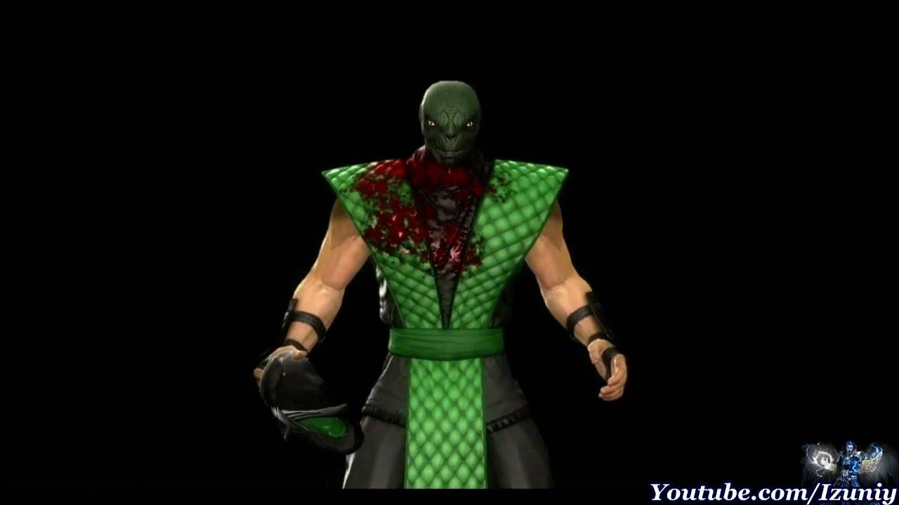 maxresdefault jpgMortal Kombat 9 Reptile Alternate Costume