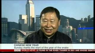 Chinese Feng Sui Master, Raymond Lo, Gives His Predictions