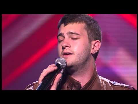 Lukijan Ivanovic  (My Heart Is Refusing Me - Loreen) audicija - X Factor Adria - Sezona 1