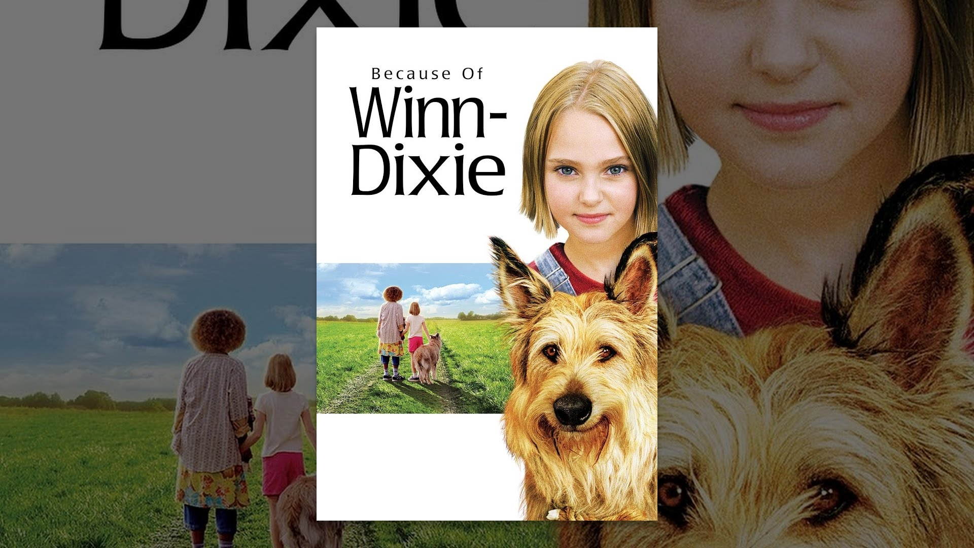 Because Of Winn Dixie Movie Stevie DewberryBecause Of Winn Dixie Stevie Dewberry