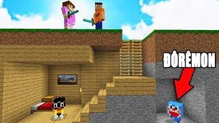 MÌNH THÁCH BẠN TÌM ĐƯỢC DOREMON!! - Minecraft Trốn Tìm