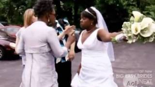 "Rae Ray Fom Bridezilla Acting Up On Her Wedding Day! ""I"