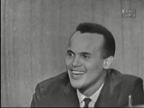 What's My Line? - CA Governor Edmund Brown; Harry Belafonte; Peter Lind Hayes [panel] (Nov 16, 1958)