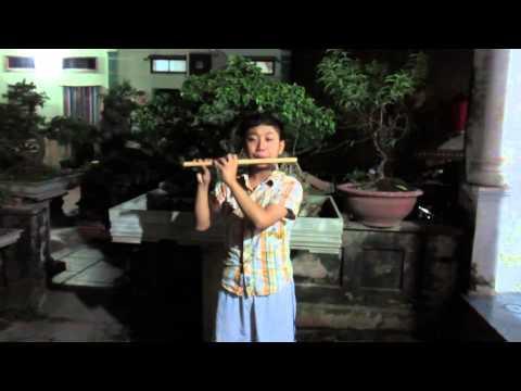 Anh vẫn hành quân - nhân tài sáo trúc trẻ của Việt Nam
