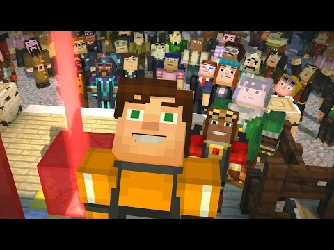 Minecraft: Story Mode - New Heroes (19)