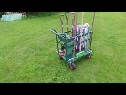 Rowlinson Garden Tool-Truk