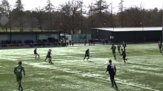 East Kilbride FC vs University of Stirling 12/04/14