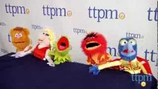 Muppets Most Wanted Hand Puppets From Just Play