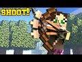 Minecraft: SHOOT THE TARGET!!! - MINIGAME MANIA - Mini-Game