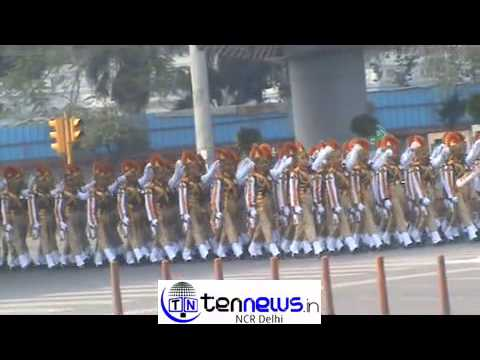 Idia's military and cultural might on display in Republic Day Parade 2014