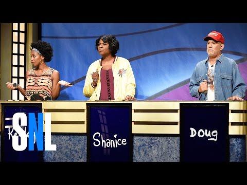 Black Jeopardy with Tom Hanks - SNL